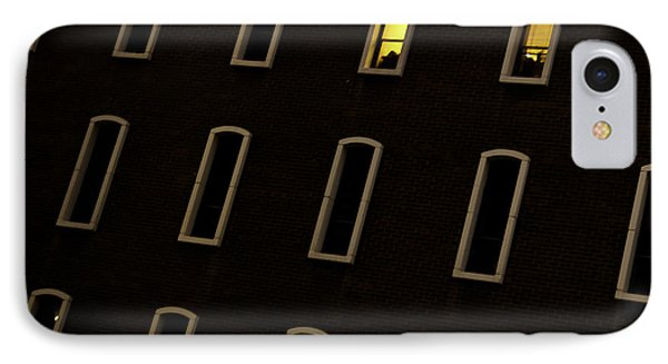 Urban Abstract 3 IPhone Case by Michael Nowotny