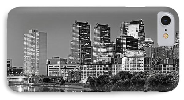 Us, Pennsylvania, Philadelphia Skyline IPhone Case
