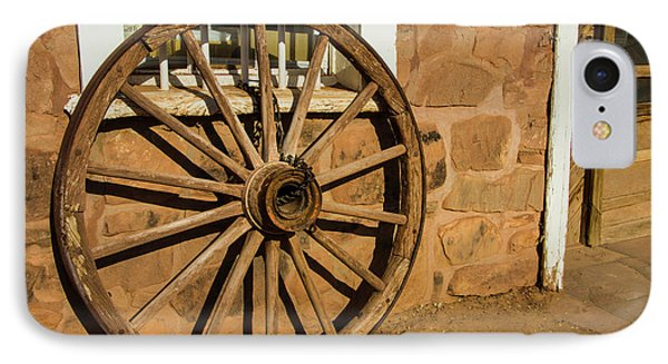 Usa, Arizona, Hubbell Trading Post IPhone Case by Jerry Ginsberg