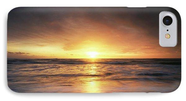 Usa, California, La Jolla, Sunset IPhone Case by Christopher Talbot Frank