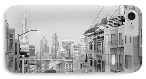 Usa, California, San Francisco IPhone Case by Panoramic Images