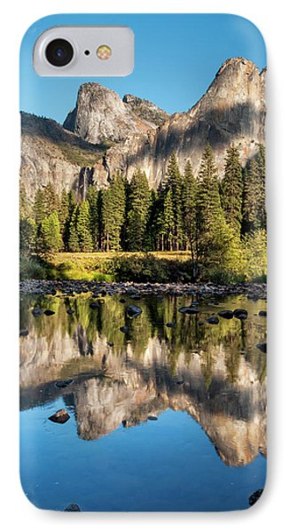 Usa, California, Yosemite National Park IPhone Case