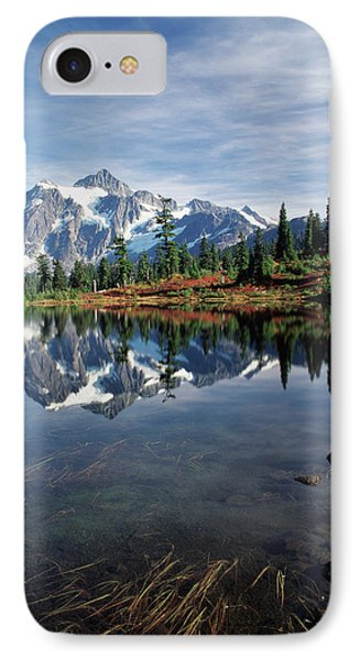 Usa, Washington State, North Cascades IPhone Case