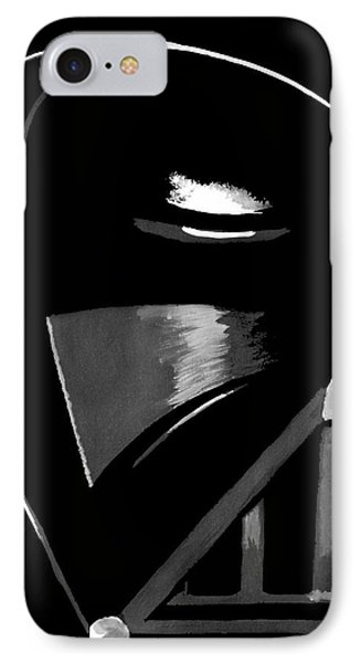 Vader IPhone Case by Dale Loos Jr