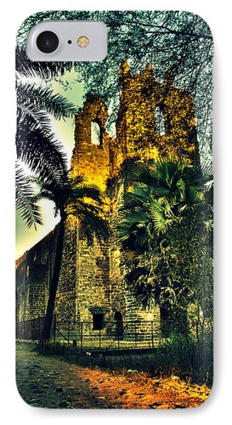 Vasai Fort Phone Case by Salman Ravish
