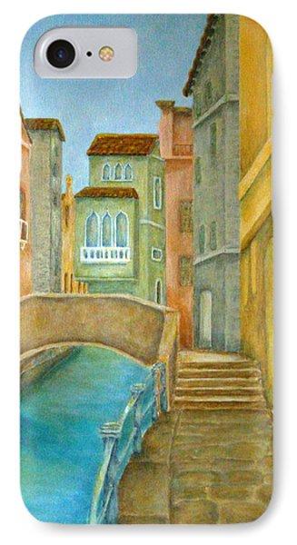 Venezia IPhone Case by Pamela Allegretto