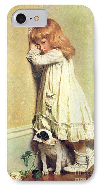 Victorian Art Piece IPhone Case