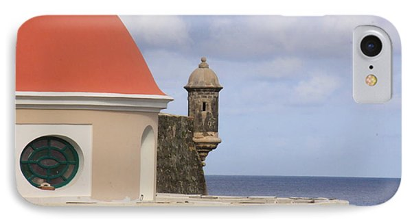 Viejo San Juan IPhone Case