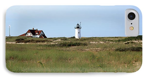 View Of A Lighthouse, Race Point Light IPhone Case