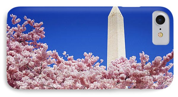 Washington Monument Washington Dc IPhone Case by Panoramic Images