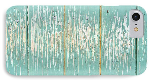 Weathered Wood IPhone Case by Tom Gowanlock