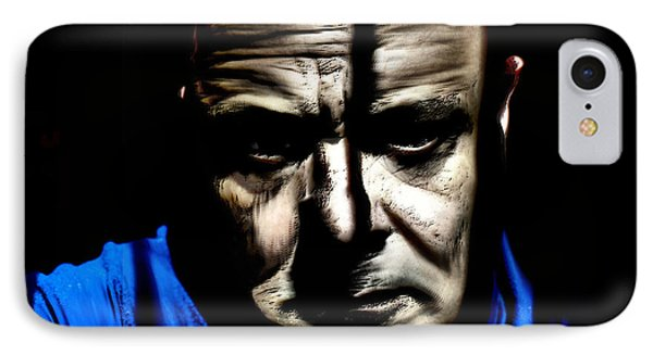 IPhone Case featuring the mixed media Welcome Mr Sandusky by Terence Morrissey