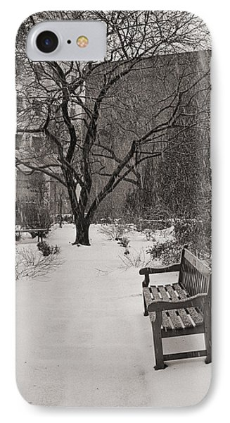 West Village Snow  IPhone Case