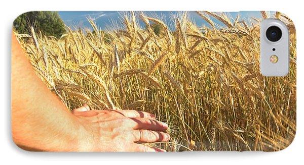 Wheat Field Phone Case by Michal Bednarek