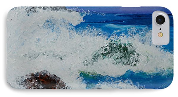 Wild Sea IPhone Case