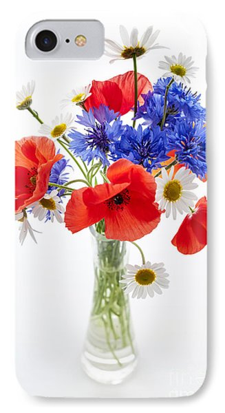 Wildflower Bouquet IPhone Case by Elena Elisseeva