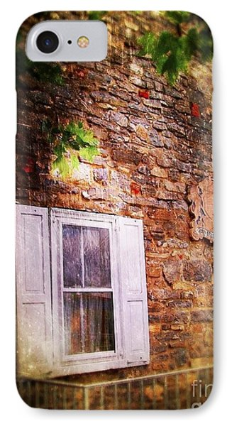 IPhone Case featuring the photograph Window On The Rocks  by Becky Lupe