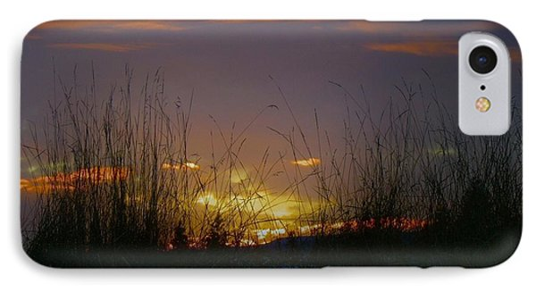 Winter Sunset IPhone Case by Michael Dohnalek