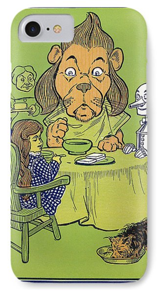 Wizard Of Oz, 1900 IPhone Case by Granger