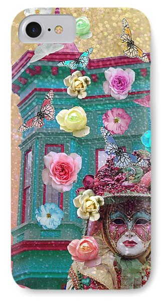 Wonderland IPhone Case by Suzanne Powers