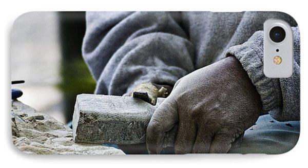 Working Hands IPhone Case