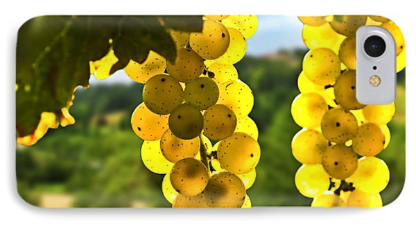 Yellow Grapes IPhone 7 Case