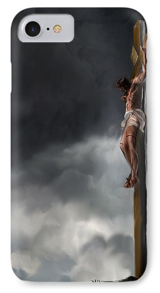 Yes Jesus Loves Me Phone Case by Mark Spears