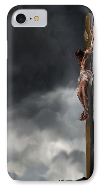 Yes Jesus Loves Me IPhone Case by Mark Spears