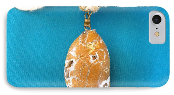 Aphrodite Urania Necklace Phone Case by Augusta Stylianou