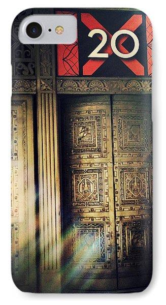 20 Exchange Place Art Deco Phone Case by Natasha Marco
