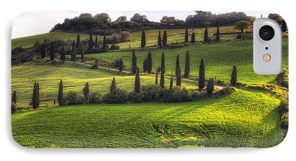Tuscany - Val D'orcia IPhone Case by Joana Kruse