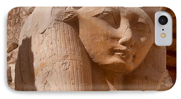Valley Of The Kings IPhone Case by Carol Ailles