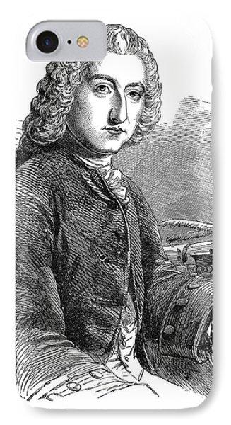 William Pitt (1708-1778) IPhone Case by Granger