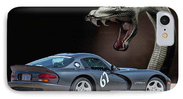 2002 Dodge Viper IPhone Case