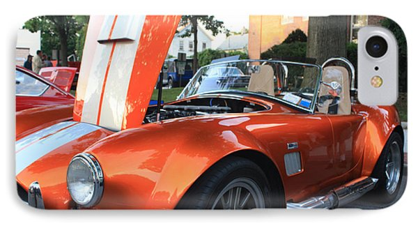 2009 Cobra Front And Side View Phone Case by John Telfer