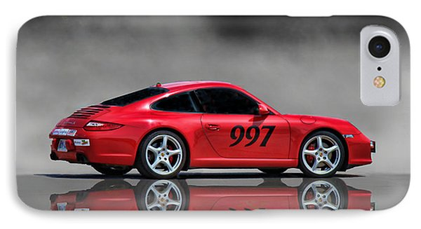 2009 Porsche Carrera IPhone Case