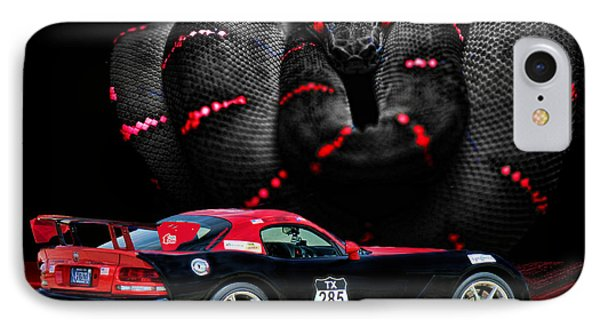 2010 Dodge Viper IPhone Case