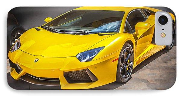 2013 Lamborghini Adventador Lp 700 4 IPhone Case