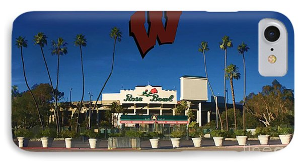 2013 Rose Bowl Pasadena Ca Phone Case by Tommy Anderson