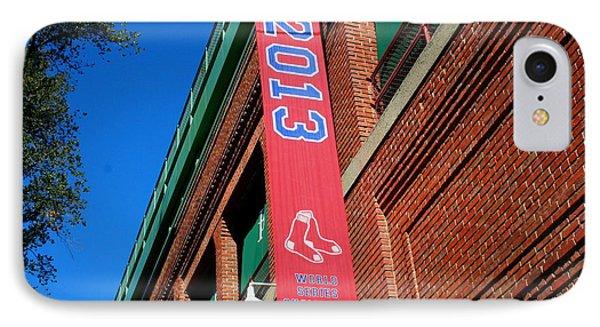 2013 World Series Champions Phone Case by Stephen Melcher