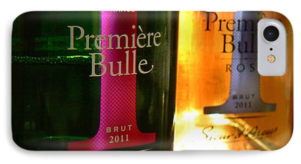 Premiere Bulle IPhone Case by France  Art