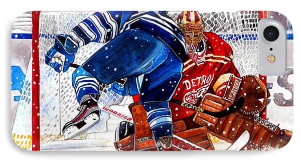 2014 Winter Classic Phone Case by Dave Olsen