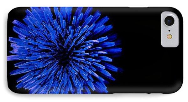 Illumination Flower IPhone Case by Brandon McKenzie
