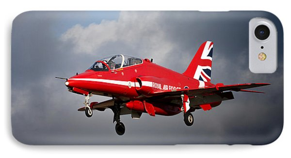 2015 Red Arrows  IPhone Case by J Biggadike