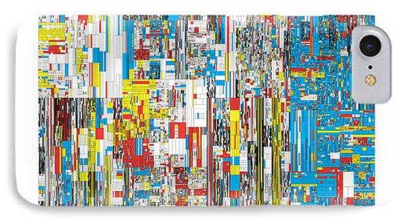 20244 Digits Of Pi Phone Case by Martin Krzywinski