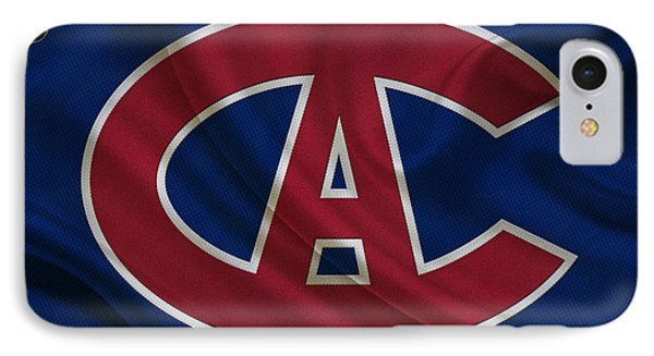 Montreal Canadiens Phone Case by Joe Hamilton