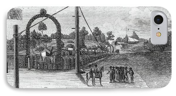 Washington Inauguration IPhone Case by Granger