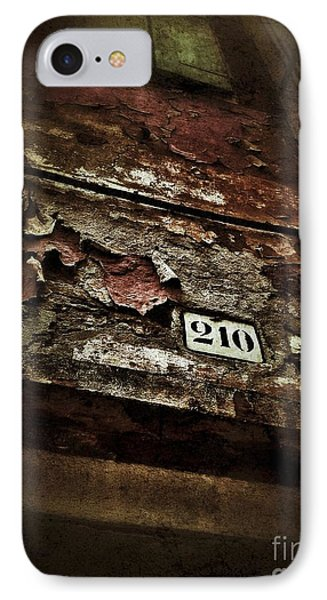 210 IPhone Case by Delona Seserman