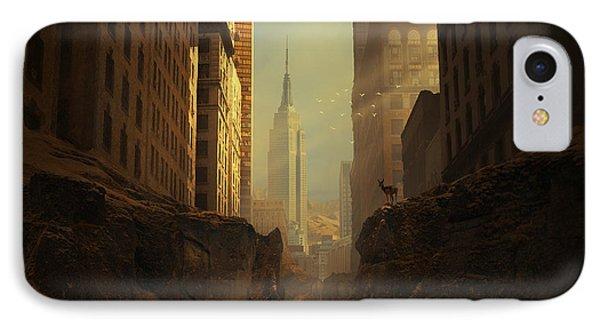 2146 IPhone Case by Michal Karcz