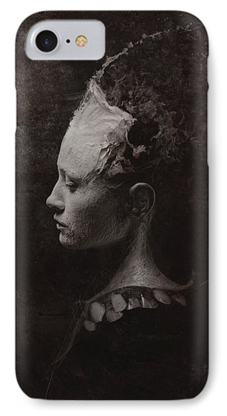 Secret IPhone Case by Victor Slepushkin